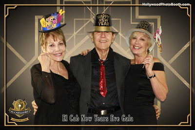 El Cab New Years Eve Gala 2014