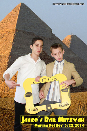 Jacob's Bar Mitzvah - 03/22/2014