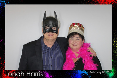 Jonah Harris Bar Mitzvah - 2/8/2014