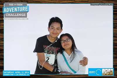 The 6th Teen Adventure Challenge - 04/11/2014