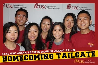 2015 USC APAA Homecoming Tailgate