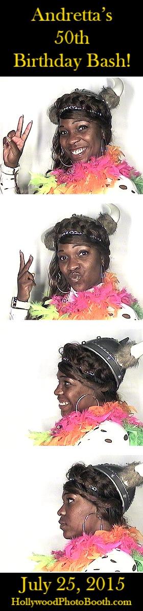 Andretta's 50th White Party