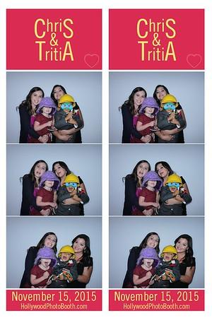 Chris and Tritia's Wedding