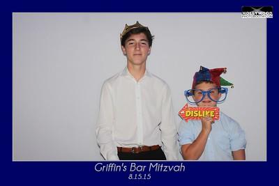 Griffin's Bar Mitzvah 8-15-2015