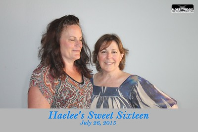Haelee's Sweet Sixteen