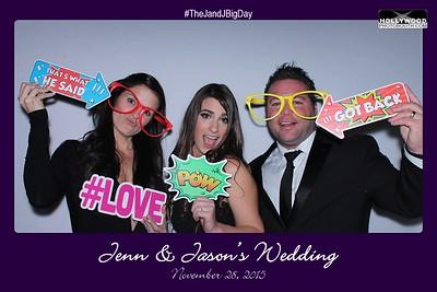 Jenn and Jason's Wedding