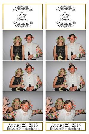 Joey & Briana's Wedding