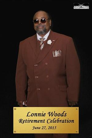 Lonnie Woods Retirement