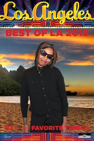 Los Angeles magazine's Best of LA® 2015 Winners' Party 7-29-15