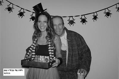 Todd and Jana's 20th
