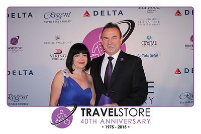 Travel Store 40th Anniversary