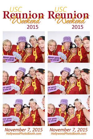 USC Reunions & Homecoming 2015