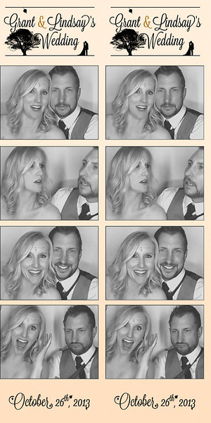 Grant and Lindsay 10-26-13