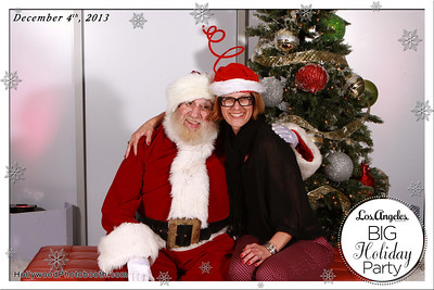 LA Magazine Holiday Party 2013