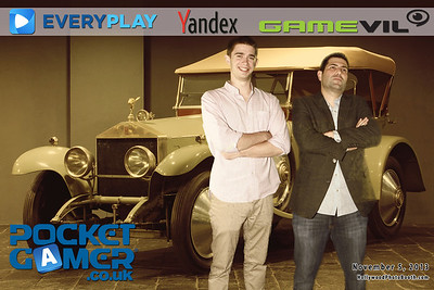 Pocket Gamer's GDCNext Party 2013