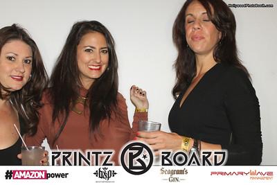 Printz Board at the Roxy Oct 28