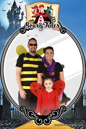 Scary Tales Halloween Event